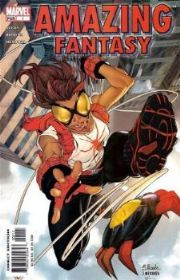 Amazing Fantasy Comics (2004 Series)